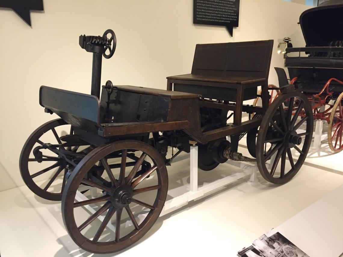 Siegfried Marcus Wagen
