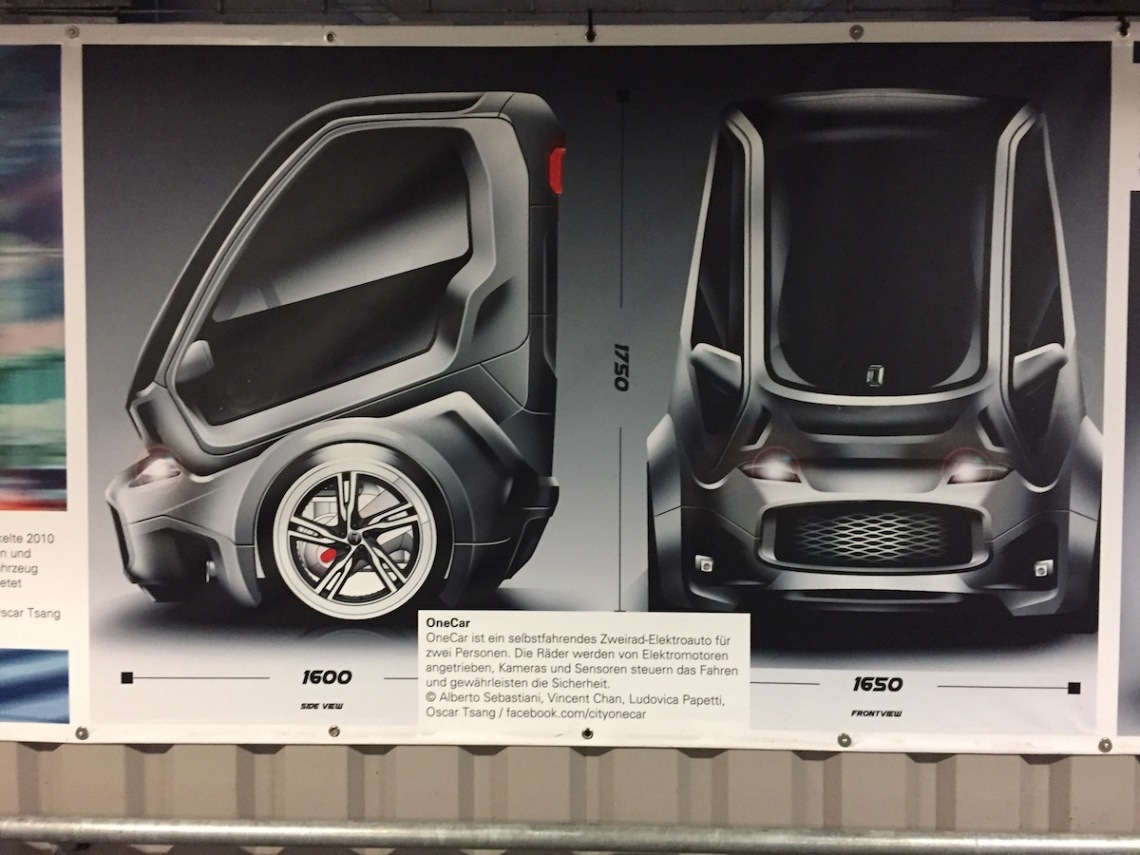 Stuttgarter Konzepte - OneCar