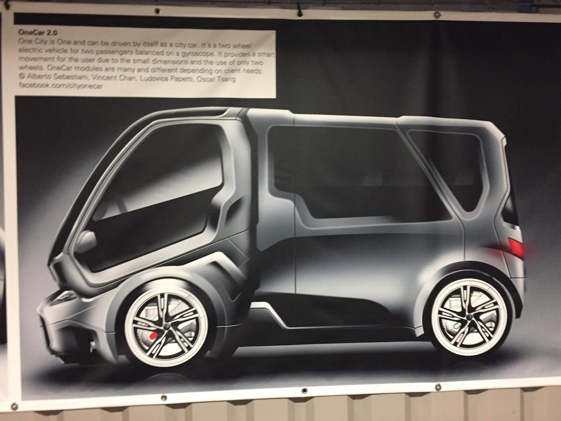 Stuttgarter Konzepte - OneCar 2.0