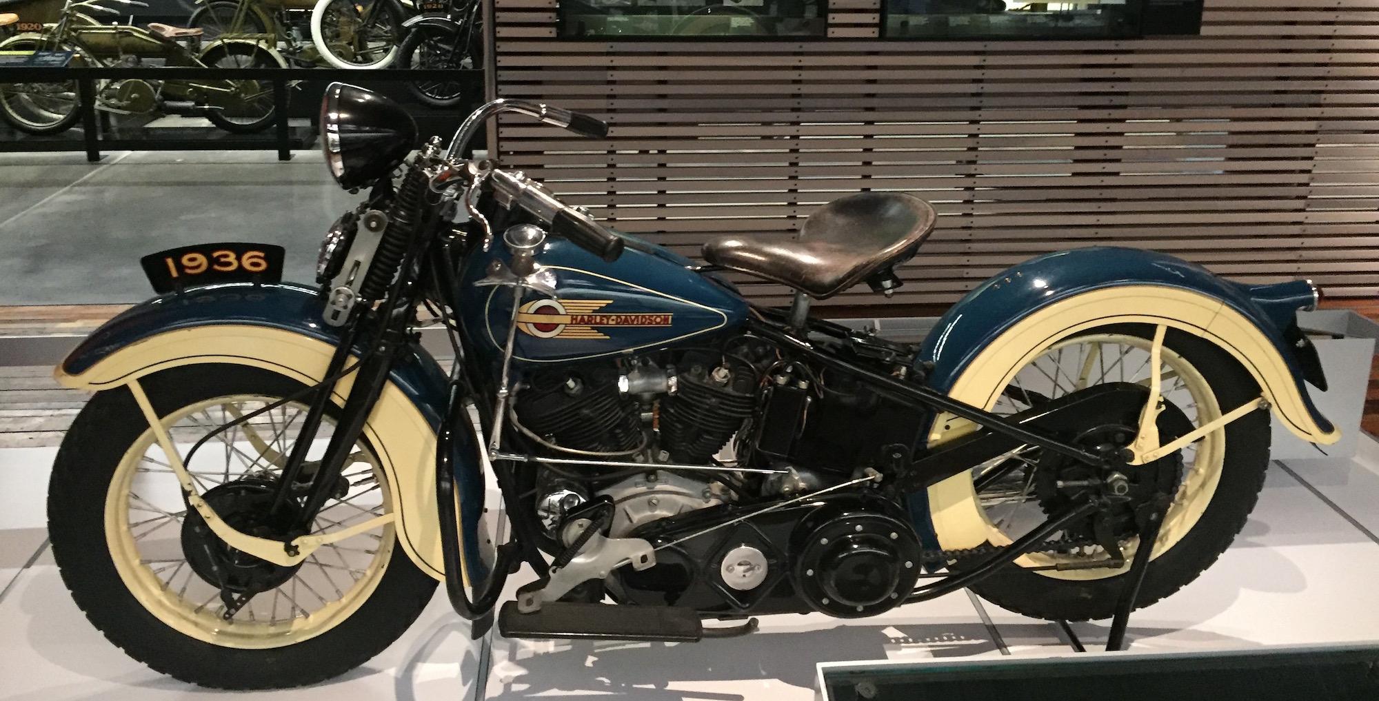 Harley-Davidson Museum [Bildergalerie] – Der letzte Führerscheinneuling…