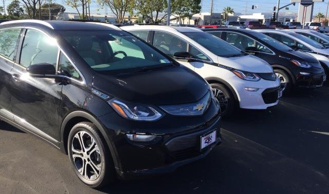 Wo Sind All Die Opel Ampera In Kalifornien Der Letzte