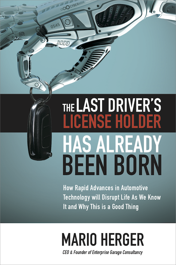 The Last Driver's License Holder Has Already Been Born